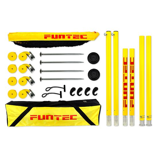 """Funtec® """"Pro Beach"""" Beach Volleyball Competition Set"""
