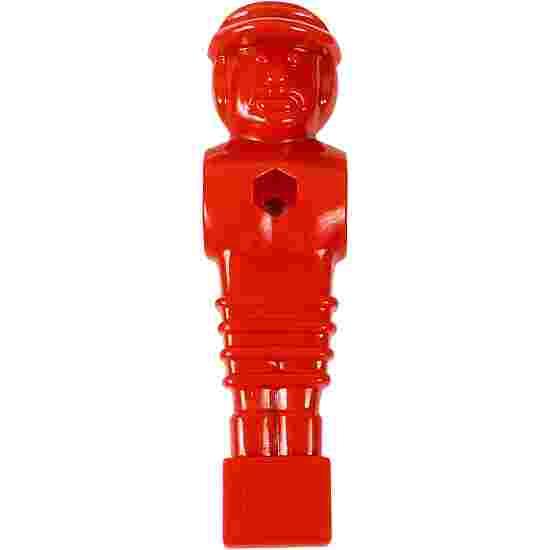 Fußball-Kickerfigur Rot
