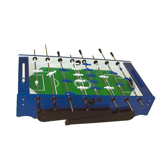 """Garlando Fodboldbord """"Foldy-T"""" Med almindelige spillerstænger"""