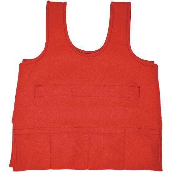 Gewichtsweste Größe XS, Rot