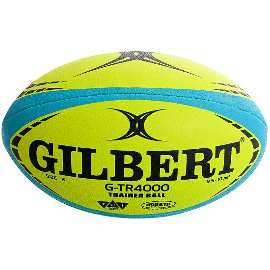 "Gilbert® Rugby-Trainingsball ""G-TR4000 Fluoro"" Größe 3"