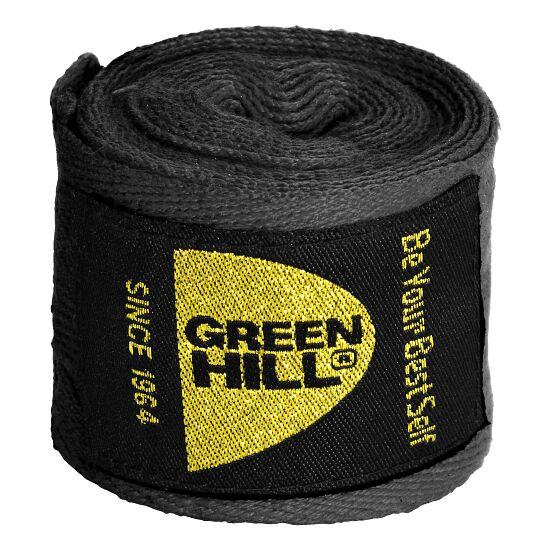 Green Hill Boxbandagen Schwarz