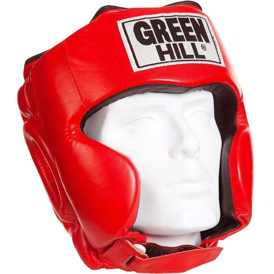 """Green Hill® Kopfschutz """"Club"""" Rot, M"""