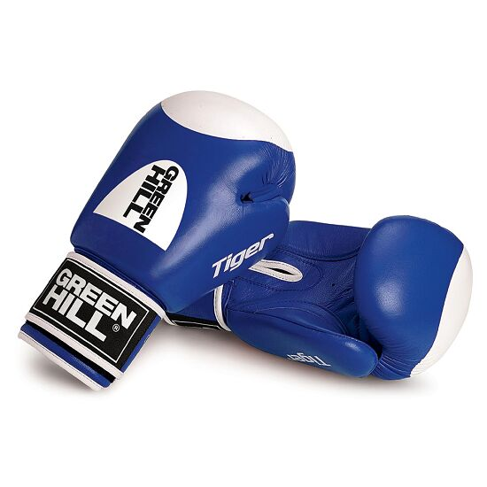 "Green Hill® ""Tiger"" Boxing Gloves 12 oz., blue"