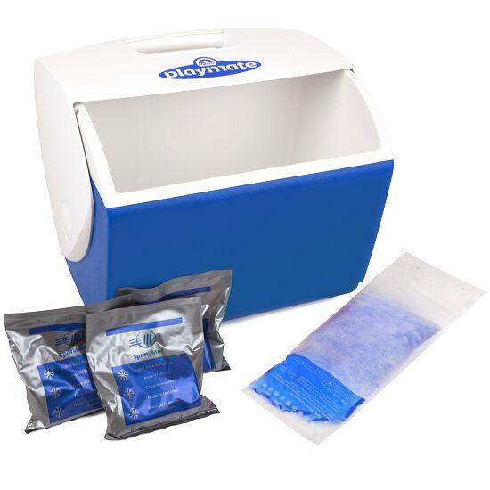 Große Betreuer-Eisbox Mit Füllung