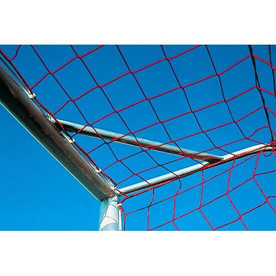 Großfeldtor 7,32x2,44 m, vollverschweißt mit Netzhalter Power Press Tortiefe 2 m