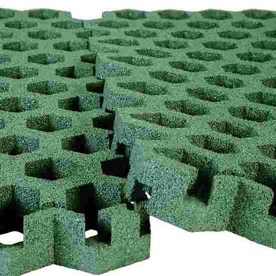 """Gum-Tech Rasengitter """"Hexagon"""" 4,5 cm, Grün"""