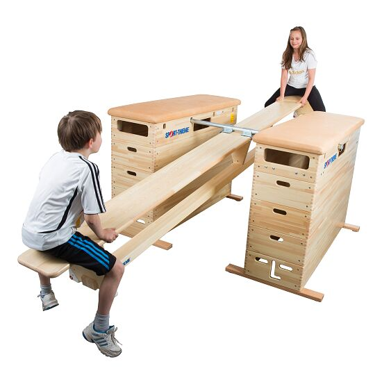 Gymnastics Bench See-Saw