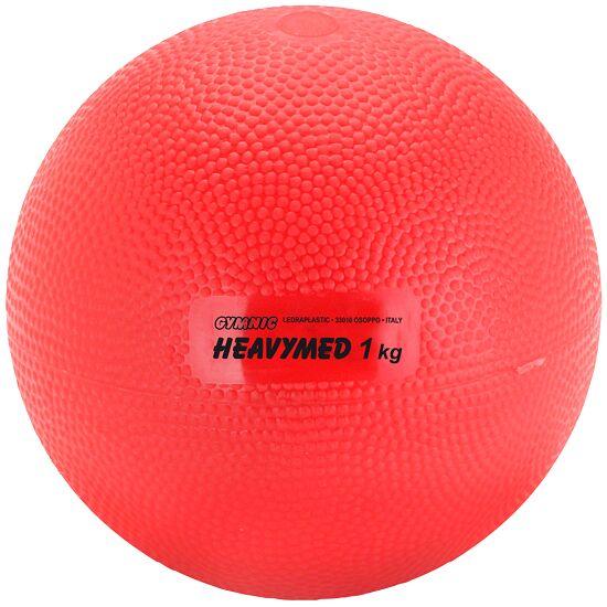 Gymnic® Gymnic® Heavymed 1.000 g, ø: 12 cm, rød