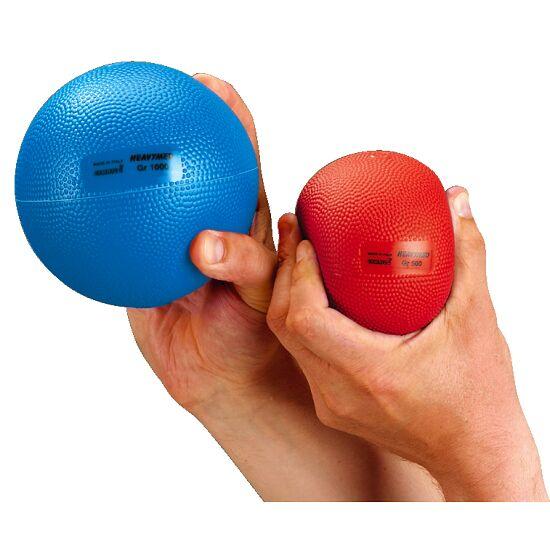 Gymnic® Heavy Med 1,000 g, ø 12 cm, red