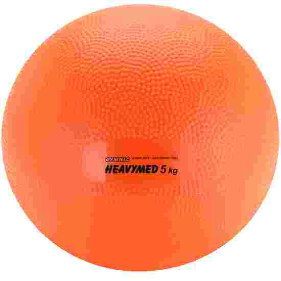 Gymnic Heavy Med 5.000 g, ø 23 cm, orange