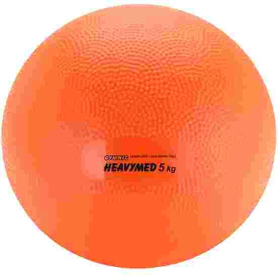 Gymnic Heavymed 5.000 g, ø 23 cm, Orange
