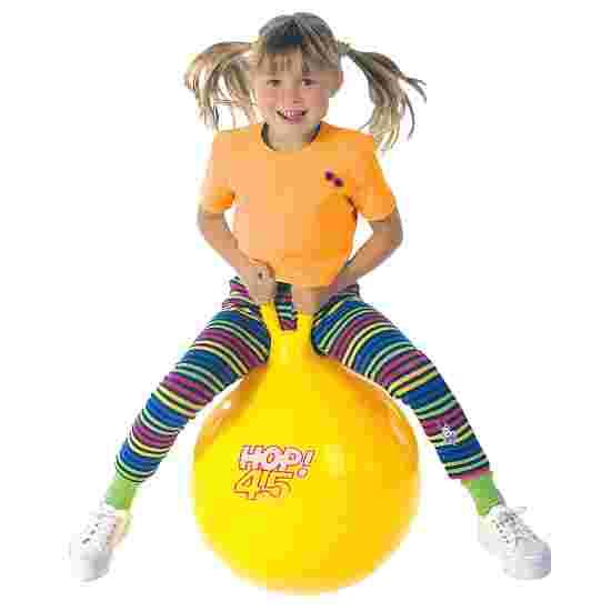 "Gymnic Hoppebold ""Hop"" Ø: 45cm. Gul"