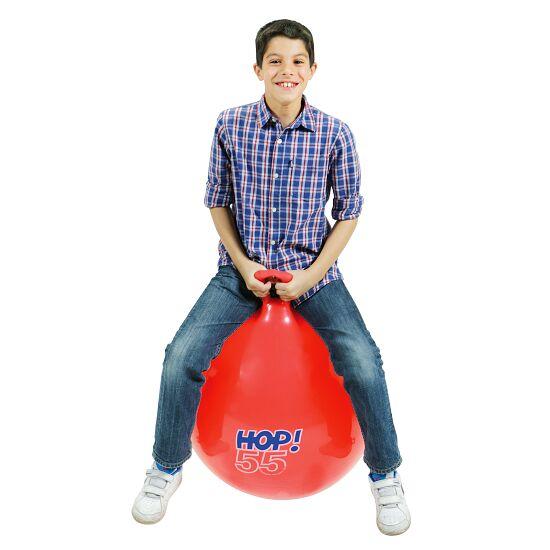 "Gymnic Hoppebold ""Hop"" ø 55 cm, rød"