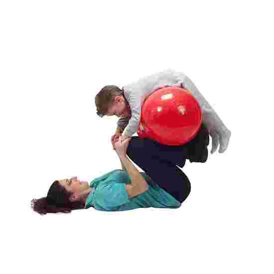 Gymnic Physio Roll Lxø: 65x40 cm, red