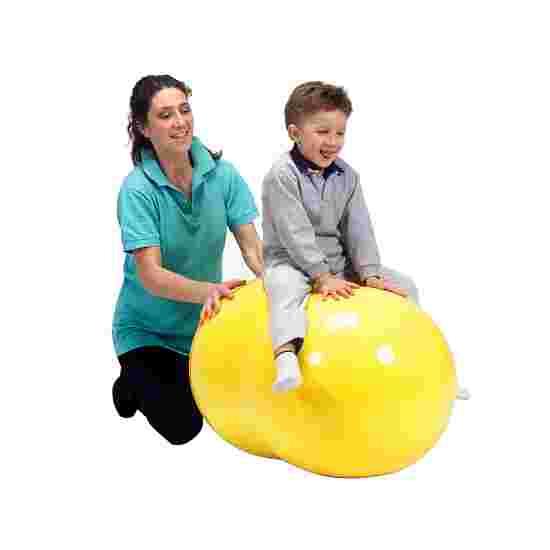 Gymnic Physio Roll Lxø: 90x55 cm, yellow