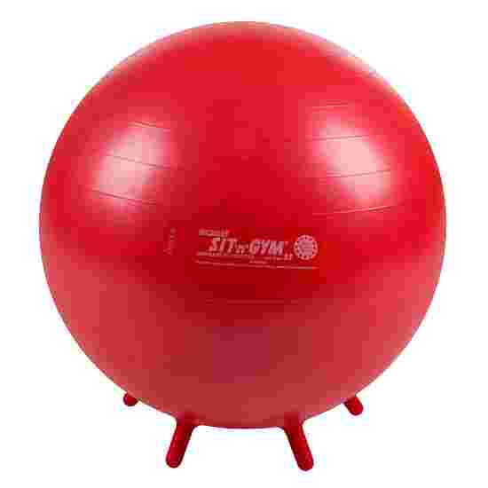 "Gymnic Sitzball ""Sit 'n' Gym"" ø 55 cm, Rot"