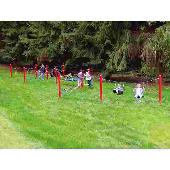 Haiger Rope Obstacle Course