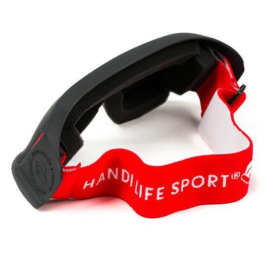 Handi Life Sport Justa Blind Sports Mask Kopfband Rot
