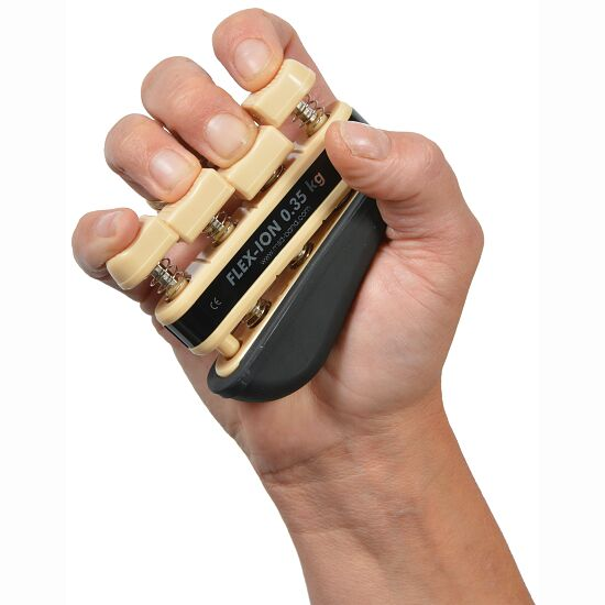 "Handtrainer ""Flex-Ion"" Beige - 0,35 kg/Finger"