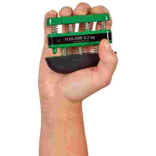 "Handtrainer ""Flex-Ion"" Grün - 2,3 kg/Finger"