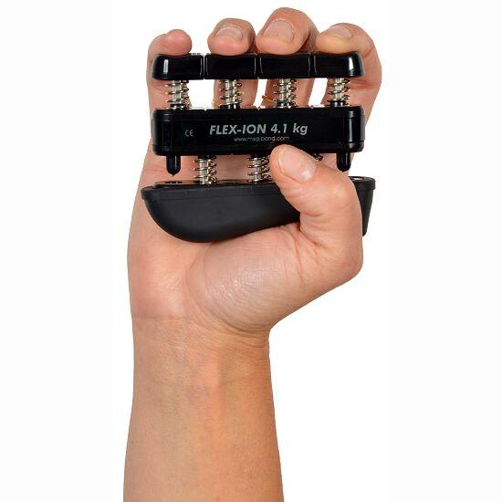 "Handtrainer ""Flex-Ion"" Schwarz - 4,1 kg/Finger"