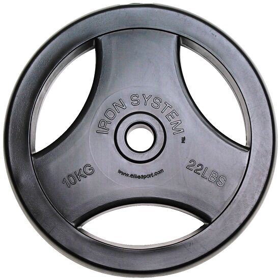 Hot Iron® Hantelscheiben, 10 kg Standard