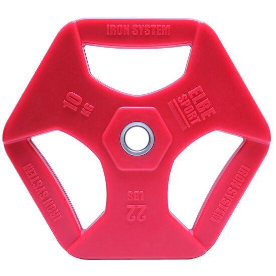 Hot Iron® Hantelscheiben, 10 kg PU SGR