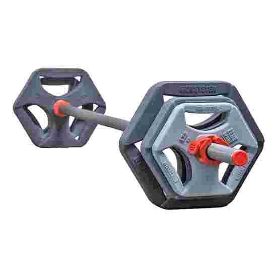 Hantel LIAWEI 1 Paar Standard-Hantelstangen-Sternverschl/üsse langlebig f/ür Gewichtskontrolle Muttern Sternverschl/üsse f/ür Gewichtheben.
