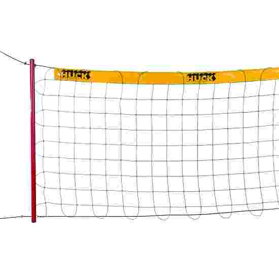 Huck Dralo Beach Volleyball Net Plastic-coated