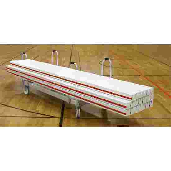 Indoor Hockey Boards With plastic impact protection