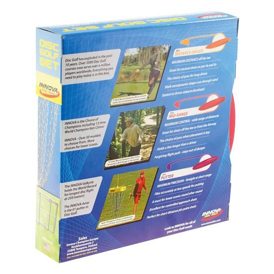 Innova™ Disc Golf Starterset