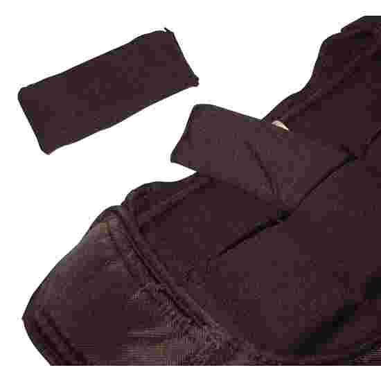 Ironwear Flex træningsvest 9 kg - kan udvides til 18 kg.