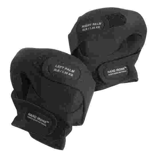 Ironwear Hand Irons Weight Gloves 2x 1.35 kg