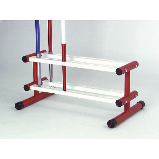 Javelin Stand Made from Tubular Steel