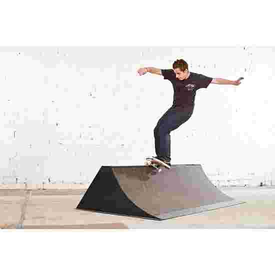 """Jersey Barrier"" Skate Ramp"