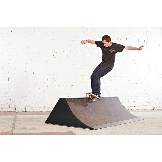 """Jersey Barrier"" Skating Ramp"