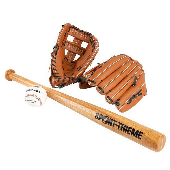 """Junior"" Baseball/Tee-Ball Set With right-hand glove"