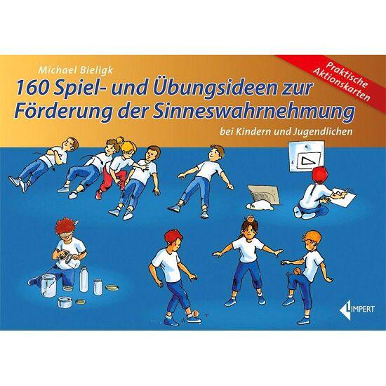 """Kartei """"160 Spiel- und Übungsideen zur Förderung der Sinneswahrnehmung"""""""
