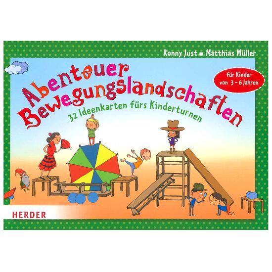 """Kartei """"Abenteuer Bewegungslandschaften"""""""