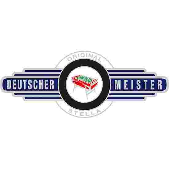 """Kickertisch """"Deutscher Meister"""" Profiline Dekor: Eiche"""