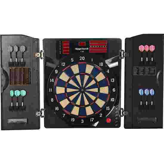 "Kings Dart ""Pro"" Electronic Dartboard Cabinet"