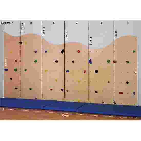 """Kletterelement """"Climbing for Kids"""""""