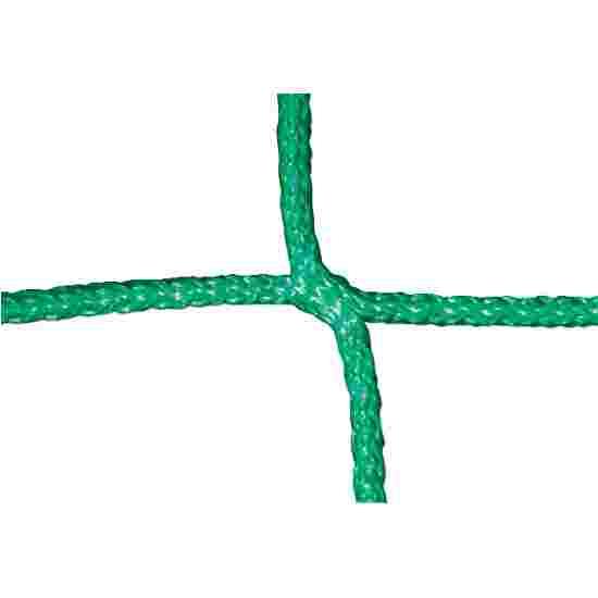 Knotless Net for Men's Football Goals Green