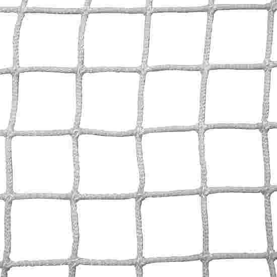 Knudeløse fodboldmål-net med små masker, til 11-mands mål