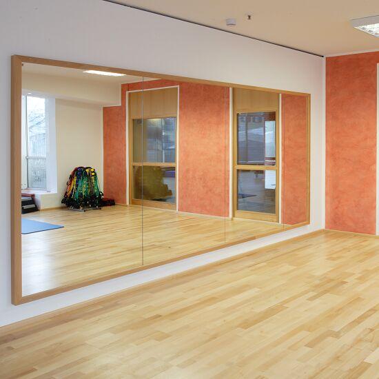 """Kristall"" Safety Mirror (WxH) 200x100 cm"