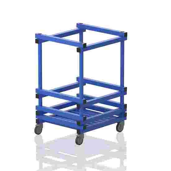 """Kunststoff-Poolnudel-Wagen """"Small"""" Blau"""