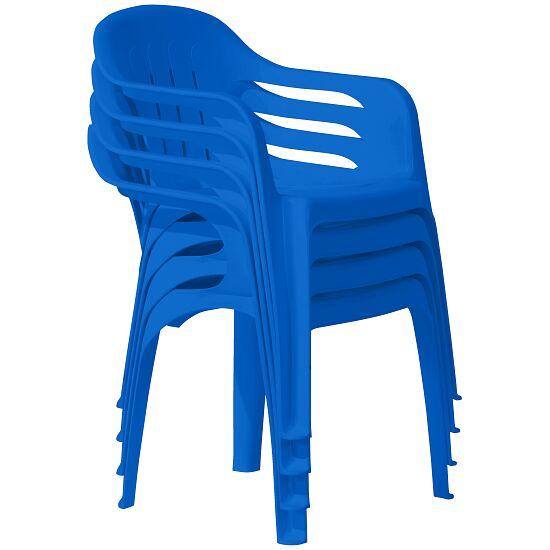 """Kunststoffsessel """"Selva"""" Blau"""