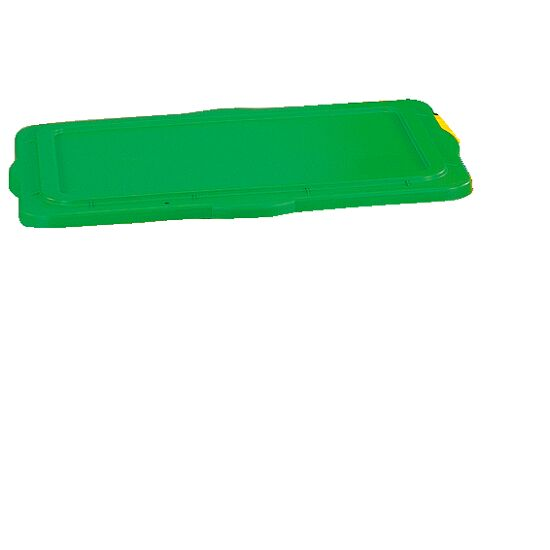 Låg til materialekassen Grøn