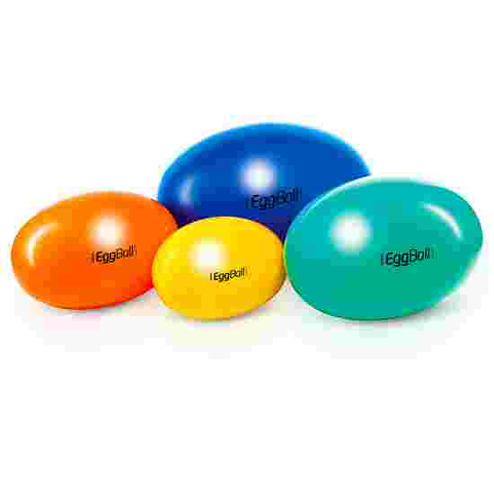 Ledragomma Original Pezzi Eggball ø 85 cm, blue